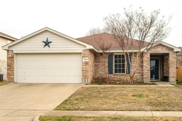 3436 Sedaila Ranch Road, Fort Worth, TX 76262 (MLS #14523308) :: Craig Properties Group