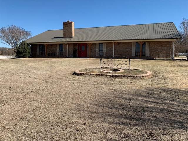 128 W Huron Circle, Nocona, TX 76255 (MLS #14523314) :: Hargrove Realty Group