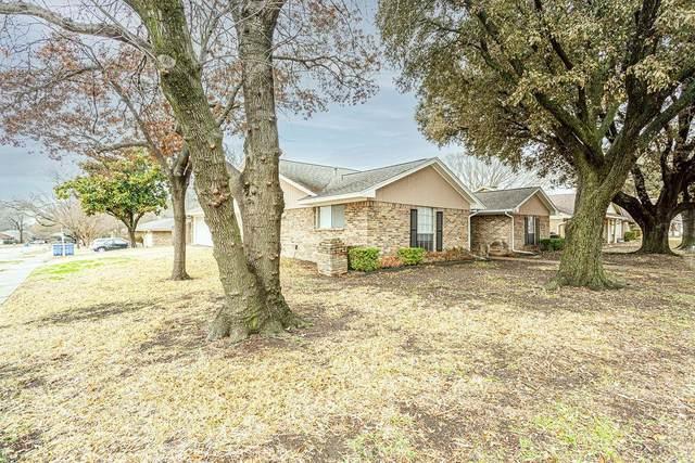 5801 Mark Lane, Rowlett, TX 75089 (MLS #14523317) :: The Property Guys