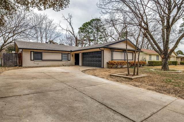 1612 Warren Lane, Fort Worth, TX 76112 (MLS #14523328) :: Post Oak Realty