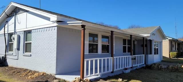 1225 E Park Drive, Mesquite, TX 75149 (MLS #14523341) :: Post Oak Realty