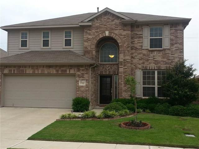 1741 Shoebill Drive, Little Elm, TX 75068 (MLS #14523369) :: The Tierny Jordan Network