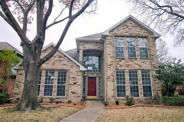 208 Highland Meadow Circle, Coppell, TX 75019 (MLS #14523374) :: Team Tiller