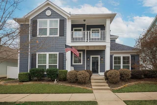 1520 Carriage Lane, Savannah, TX 76227 (MLS #14523391) :: Real Estate By Design