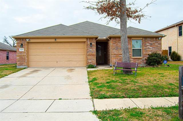 4629 Creekview Lane, Balch Springs, TX 75180 (MLS #14523405) :: The Kimberly Davis Group