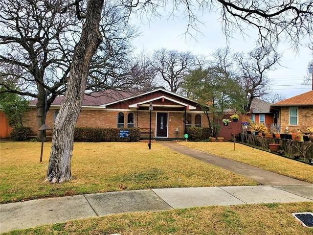 3217 Konet Street, Irving, TX 75060 (MLS #14523431) :: The Star Team | JP & Associates Realtors