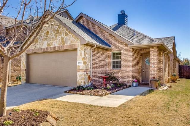 9805 Pronghorn Road, Mckinney, TX 75071 (MLS #14523435) :: Lisa Birdsong Group | Compass