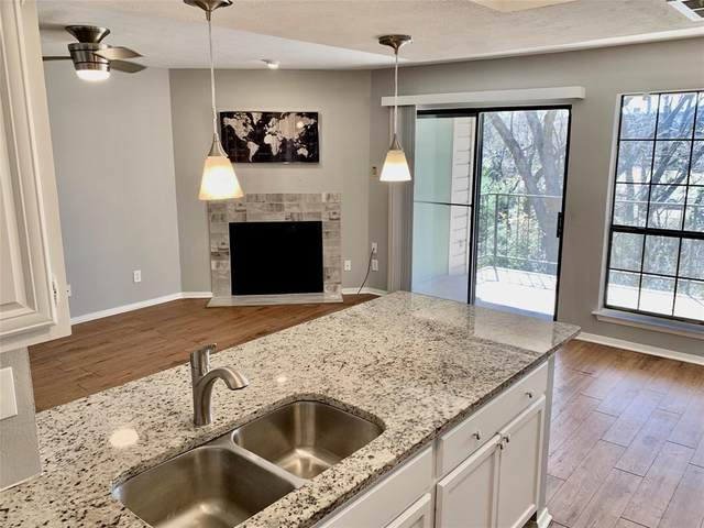 2505 Wedglea Drive #238, Dallas, TX 75211 (MLS #14523465) :: Team Tiller