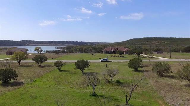 Lt 1049 Frog Branch Court, Possum Kingdom Lake, TX 76449 (#14523469) :: Homes By Lainie Real Estate Group