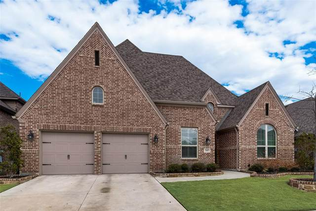 15605 Bryant Park Avenue, Prosper, TX 75078 (MLS #14523473) :: Robbins Real Estate Group