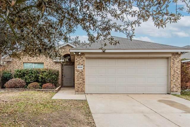 2039 Samantha Lane, Heartland, TX 75126 (MLS #14523475) :: The Kimberly Davis Group