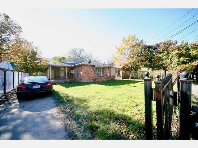 2315 N Prairie Avenue, Dallas, TX 75204 (MLS #14523478) :: Maegan Brest | Keller Williams Realty
