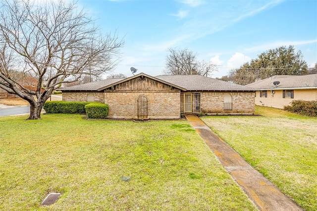 4901 Whistler Drive, Fort Worth, TX 76133 (MLS #14523482) :: Robbins Real Estate Group