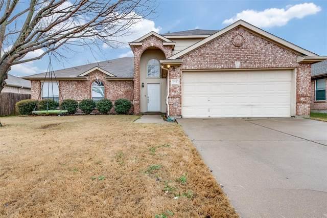 712 Glenview Drive, Mansfield, TX 76063 (MLS #14523488) :: The Kimberly Davis Group
