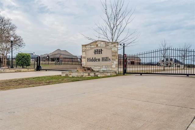 101 Du Bose Way, Waxahachie, TX 75167 (MLS #14523498) :: Frankie Arthur Real Estate
