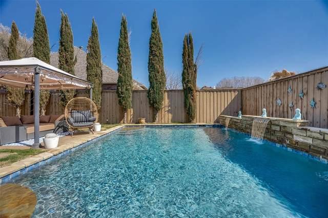 4108 Aldenham Drive, Plano, TX 75024 (#14523505) :: Homes By Lainie Real Estate Group