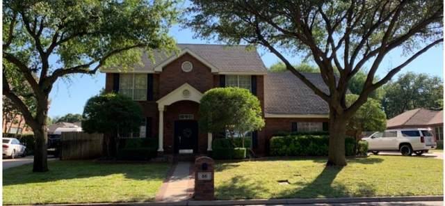 56 Glen Abbey Street, Abilene, TX 79606 (MLS #14523519) :: All Cities USA Realty