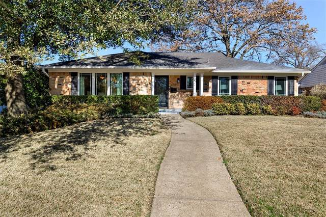 6717 Santa Maria Lane, Dallas, TX 75214 (MLS #14523545) :: Robbins Real Estate Group