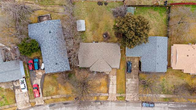 2610 Rosewood Drive, Mesquite, TX 75150 (MLS #14523547) :: The Tierny Jordan Network