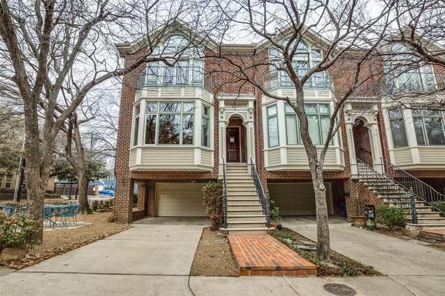 Dallas, TX 75204 :: Trinity Premier Properties