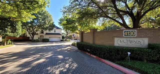 4130 Proton Drive 6A, Addison, TX 75001 (MLS #14523560) :: Trinity Premier Properties