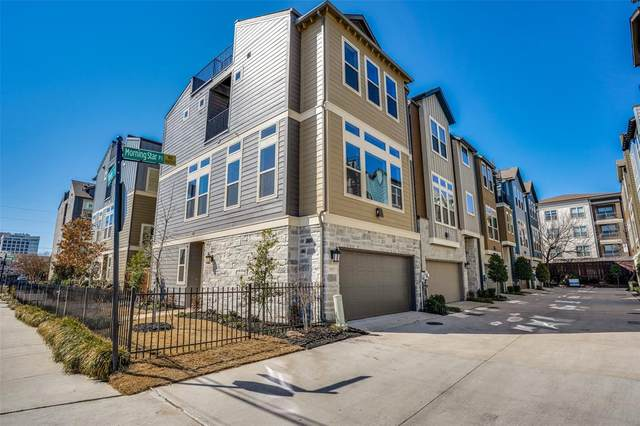 5933 Morning Star Place, Dallas, TX 75235 (MLS #14523612) :: The Kimberly Davis Group