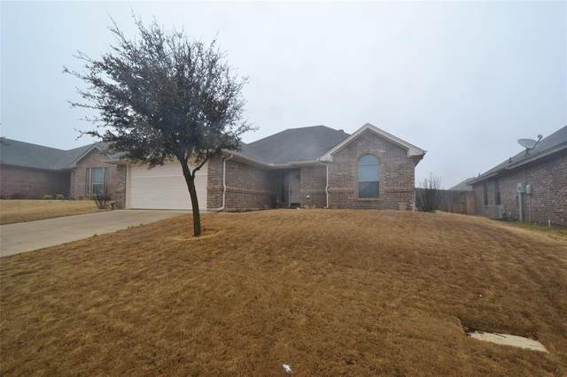 1233 Newcastle Drive, Weatherford, TX 76086 (MLS #14523621) :: The Kimberly Davis Group