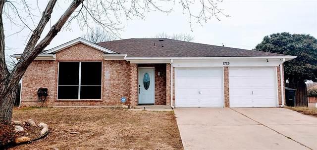 1725 Wren Drive, Mansfield, TX 76063 (MLS #14523651) :: The Kimberly Davis Group