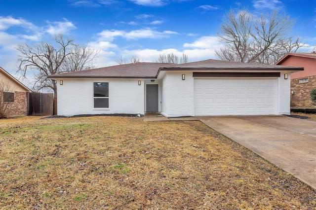 1700 Roundrock Trail, Mesquite, TX 75149 (MLS #14523658) :: The Kimberly Davis Group