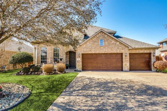 1381 Kirkwood Lane, Prosper, TX 75078 (MLS #14523661) :: Lyn L. Thomas Real Estate | Keller Williams Allen