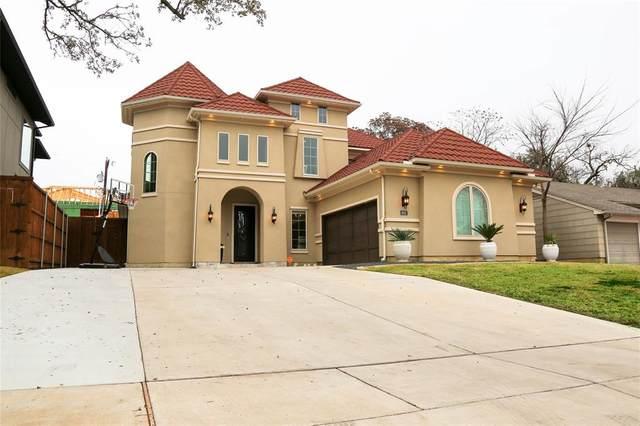 9932 Dresden Drive, Dallas, TX 75220 (MLS #14523663) :: The Kimberly Davis Group