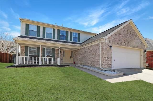 7208 Isle Royale Drive, Fort Worth, TX 76137 (MLS #14523673) :: The Kimberly Davis Group
