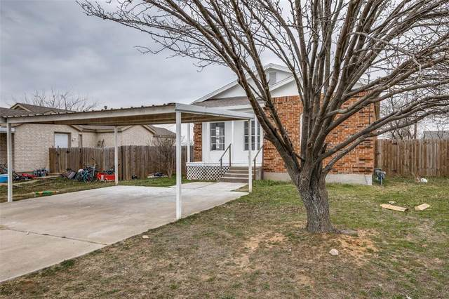 1232 Cherokee Street, Weatherford, TX 76086 (MLS #14523679) :: The Kimberly Davis Group