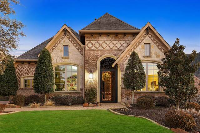 3729 Valencia Court, Flower Mound, TX 75022 (MLS #14523715) :: Jones-Papadopoulos & Co