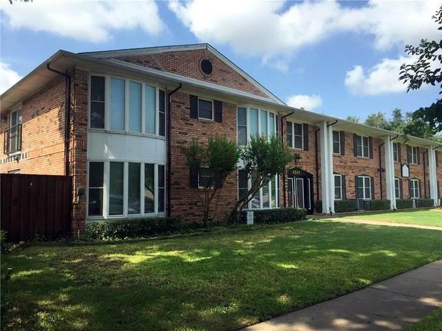 4206 Newton Avenue #106, Dallas, TX 75219 (MLS #14523720) :: Robbins Real Estate Group
