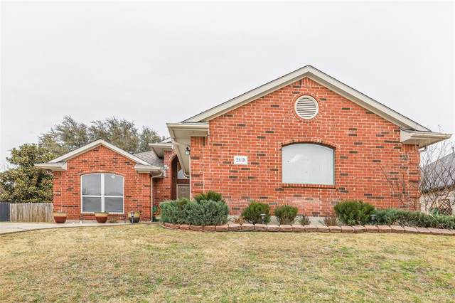 2818 Rosewood Boulevard, Mckinney, TX 75071 (#14523729) :: Homes By Lainie Real Estate Group