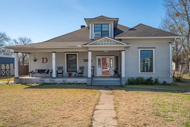 1002 Poplar Street, Teague, TX 75860 (MLS #14523735) :: EXIT Realty Elite