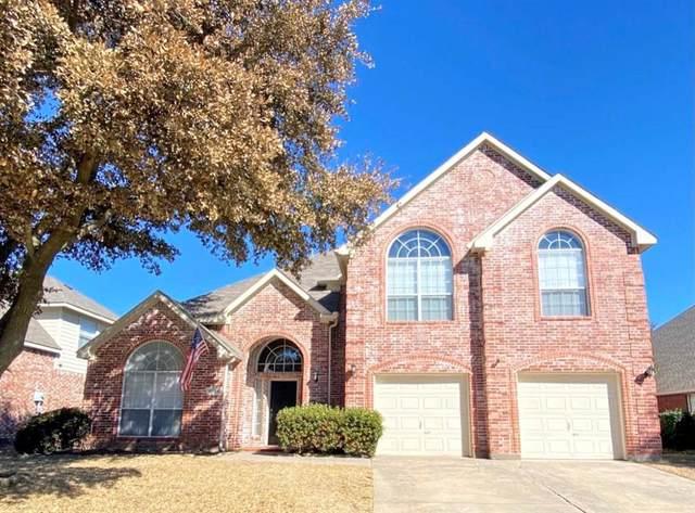 8704 Falcon Crest Drive, Mckinney, TX 75072 (MLS #14523737) :: Lisa Birdsong Group | Compass