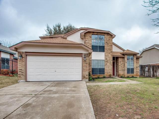 3200 Clovermeadow Drive, Fort Worth, TX 76123 (MLS #14523770) :: The Kimberly Davis Group