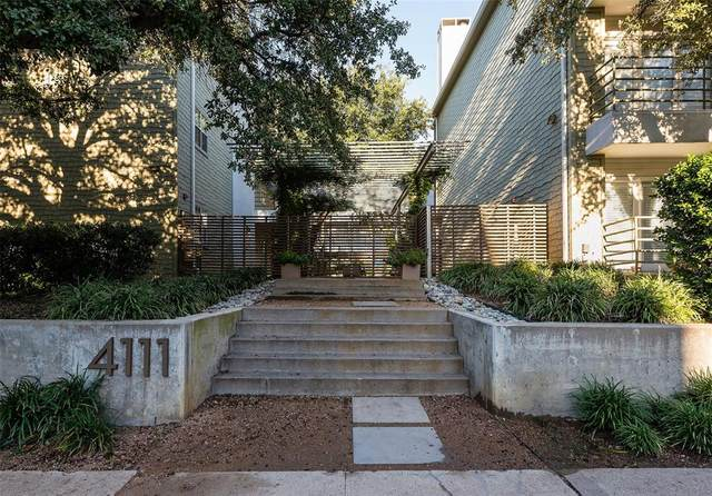 4111 Cole Avenue #40, Dallas, TX 75204 (MLS #14523786) :: ACR- ANN CARR REALTORS®