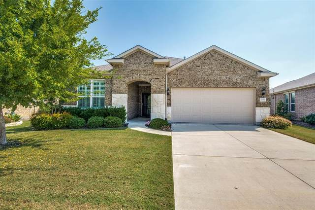 7357 Rustling Oaks Road, Frisco, TX 75036 (MLS #14523790) :: The Tierny Jordan Network