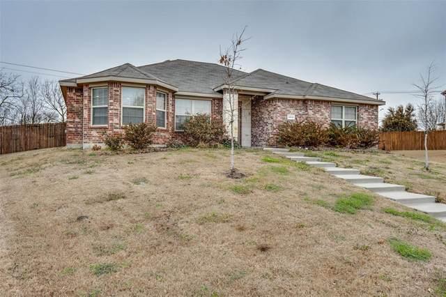 4241 Saint Charles Place, Lancaster, TX 75134 (MLS #14523832) :: HergGroup Dallas-Fort Worth