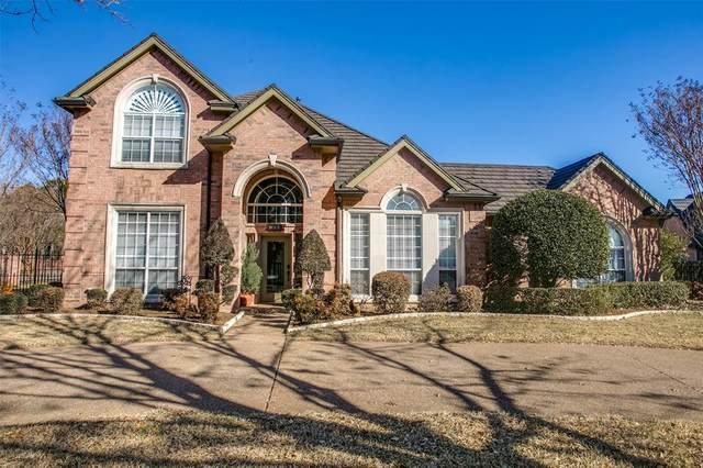 3000 Meadowview Court, Colleyville, TX 76034 (MLS #14523845) :: The Tierny Jordan Network
