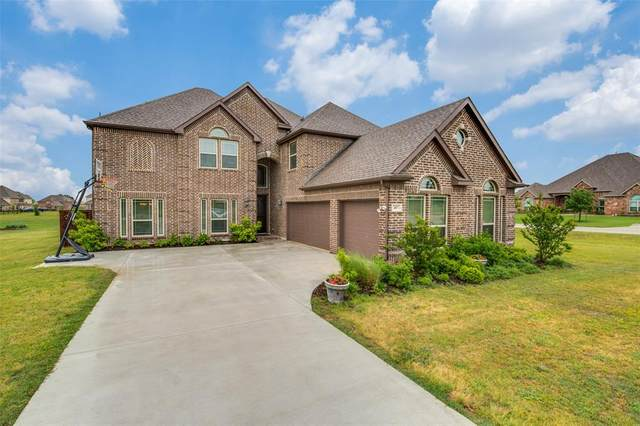 407 Village Way, Cross Roads, TX 76227 (MLS #14523860) :: The Chad Smith Team