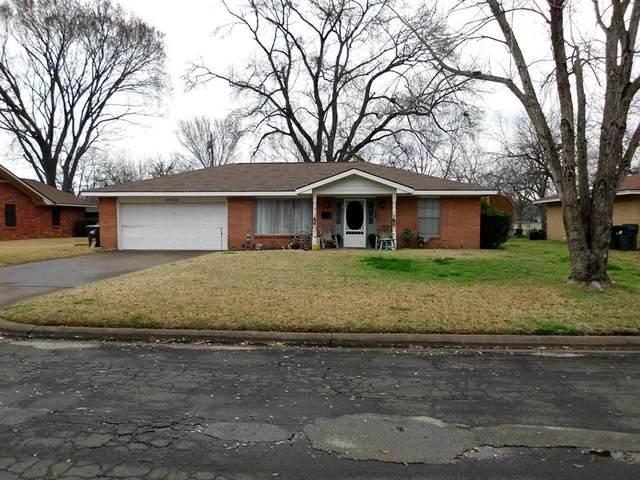 1703 E Beverly Drive, Corsicana, TX 75110 (MLS #14523874) :: ACR- ANN CARR REALTORS®