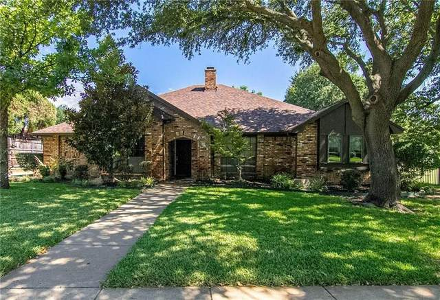 512 Heneretta Drive, Hurst, TX 76054 (MLS #14523883) :: HergGroup Dallas-Fort Worth