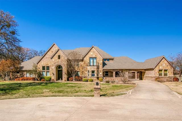 4004 Rothschild Drive, Flower Mound, TX 75022 (MLS #14523886) :: EXIT Realty Elite