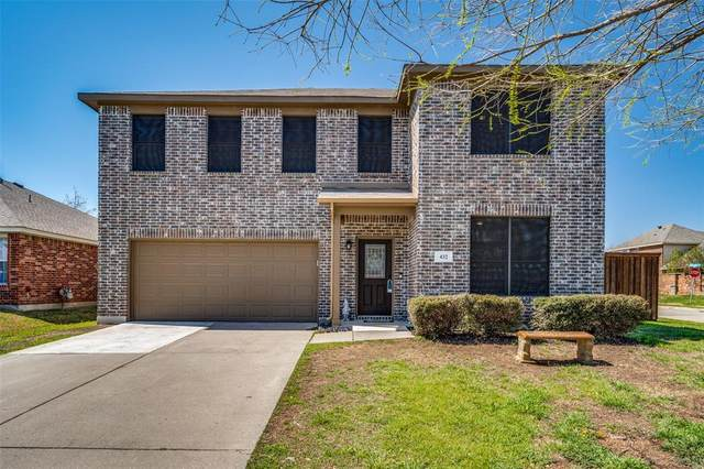 432 Silver Oak Lane, Lewisville, TX 75067 (MLS #14523893) :: Hargrove Realty Group