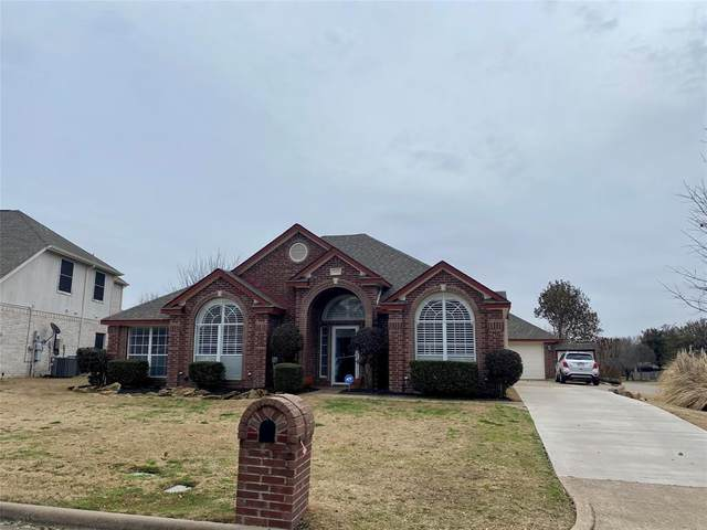 1500 Hampton Drive, Mansfield, TX 76063 (MLS #14523911) :: The Tierny Jordan Network