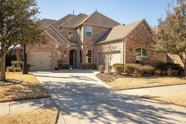513 Quail Creek Drive, Frisco, TX 75036 (MLS #14523935) :: The Star Team | JP & Associates Realtors